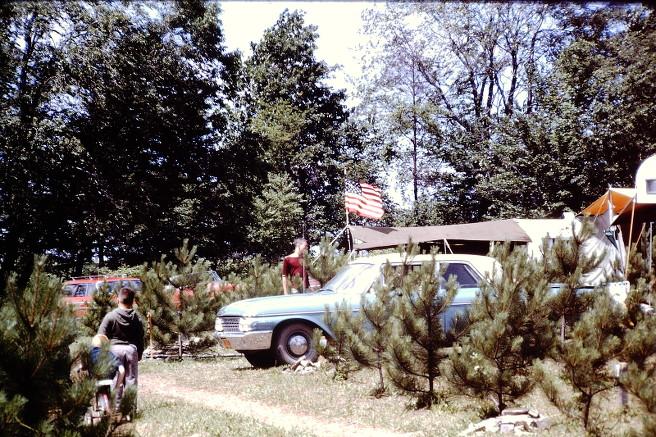 1963 Campsite