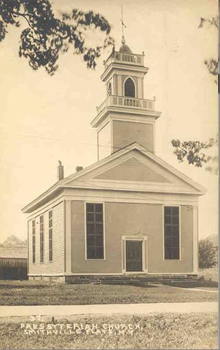 Presbyterian Church, Smithville Flats, NY