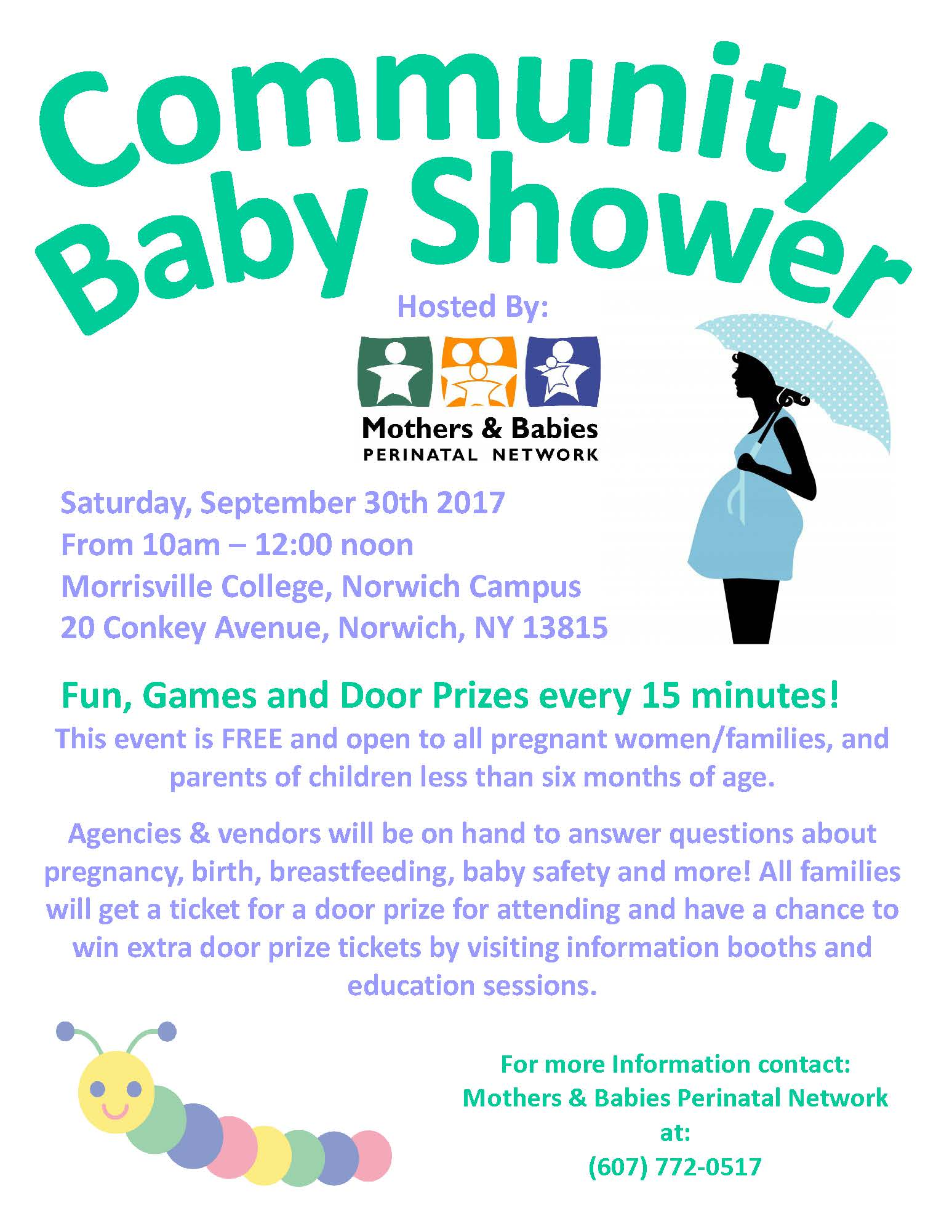 2017 Community Baby Shower