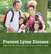 CDC Prevent Lyme Disease Image