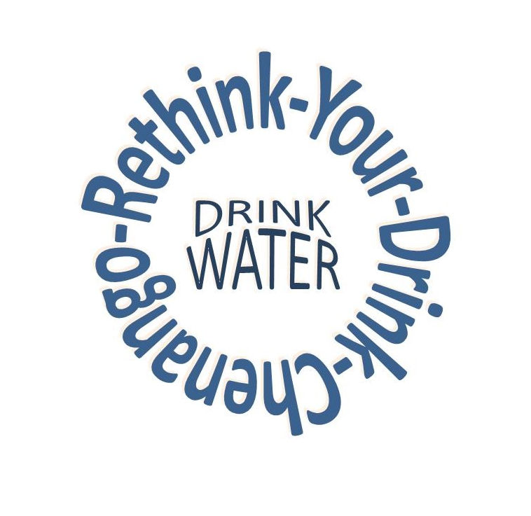 Drink Water Chenango Logo