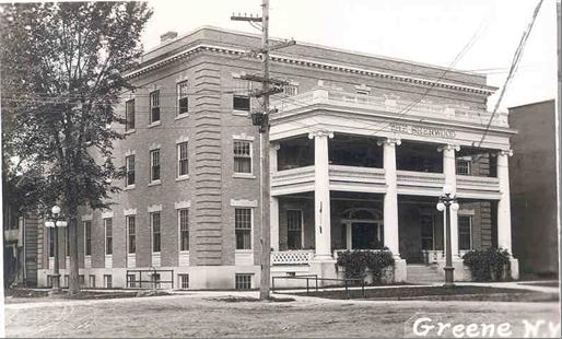 Sherwood Hotel - Greene, NY