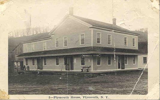 Plymouth House - Plymouth, NY