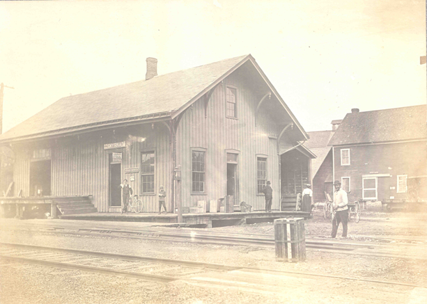 Train Depot - Smyrna, NY