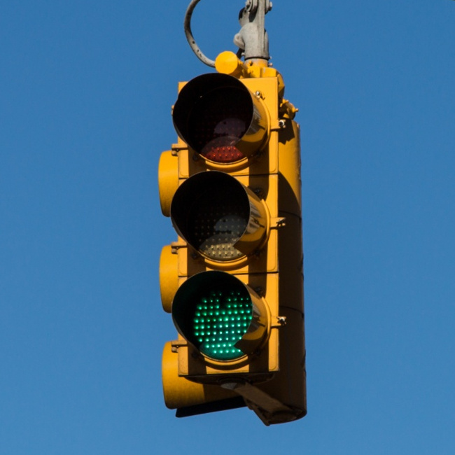 Image: traffic light