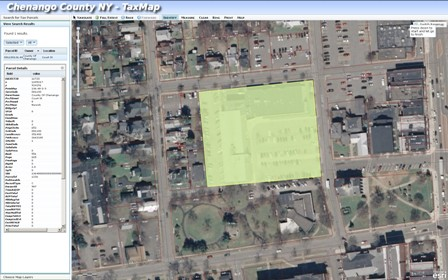 Chenango County Tax Maps Chenango County   Real Property Tax Services   Online GIS